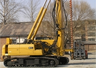 TH -60 Hydraulic Rig For Piling With CE/ GOST/ ISO9001 Certification Total Weight 39T