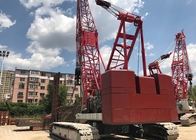 37t High Performance Hydraulic Mobile Crane With 3.2km / h Travel Speed Max. Lifting Capacity 25 T