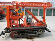 Spindle Type Core Drilling Rig Light Weight Torque Transfer Trailer With Hydraulic Jack