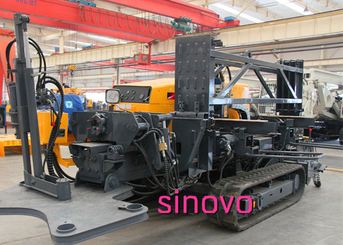 Cummins Engine Horizontal Directional Drilling Machine Spindle Speed 0 - 76 R/Min